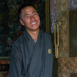 Local guide for the Bhutan Bicycle Tour