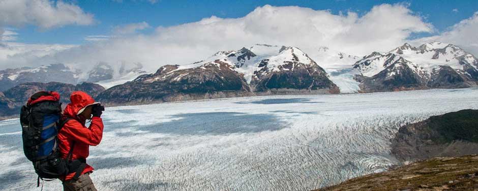 Grey Glacier Patagonia