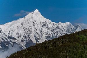 Sacred Kawakarbo (6,740m) at sunrise