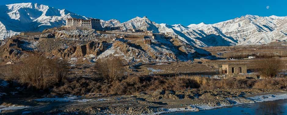 Stakna Monastery, Lakakh Himalaya, India