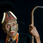 Nagaland Headhunter Portraits