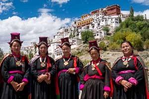 Ladakh, Himalaya, India