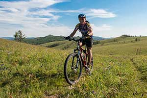 Cycling Mongolia