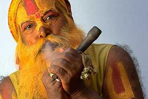 Sadhu Portraits