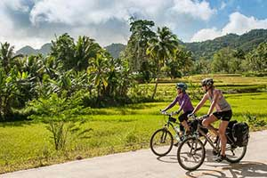 Cycling Phillippines