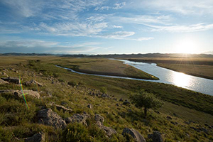 Orkhon River