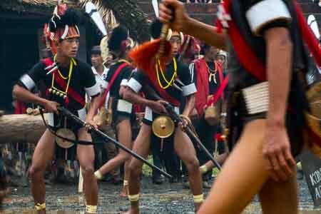 India: Headhunters of Nagaland 01