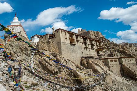 Ladakh: Barren land of life 01
