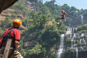 Laos: Jungle adventure 01