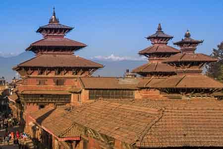 From Kathmandu to Lhasa 01