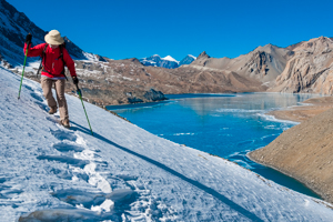 Nepal: Annapurna Range 01